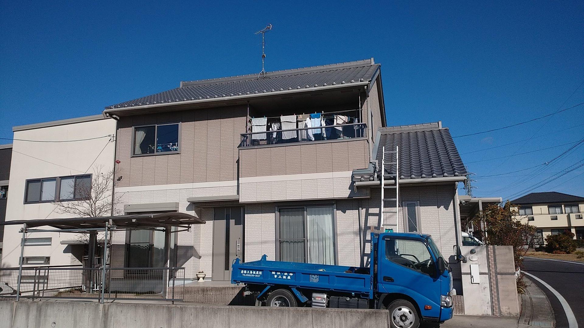 豊田市で塗装工事をしています。