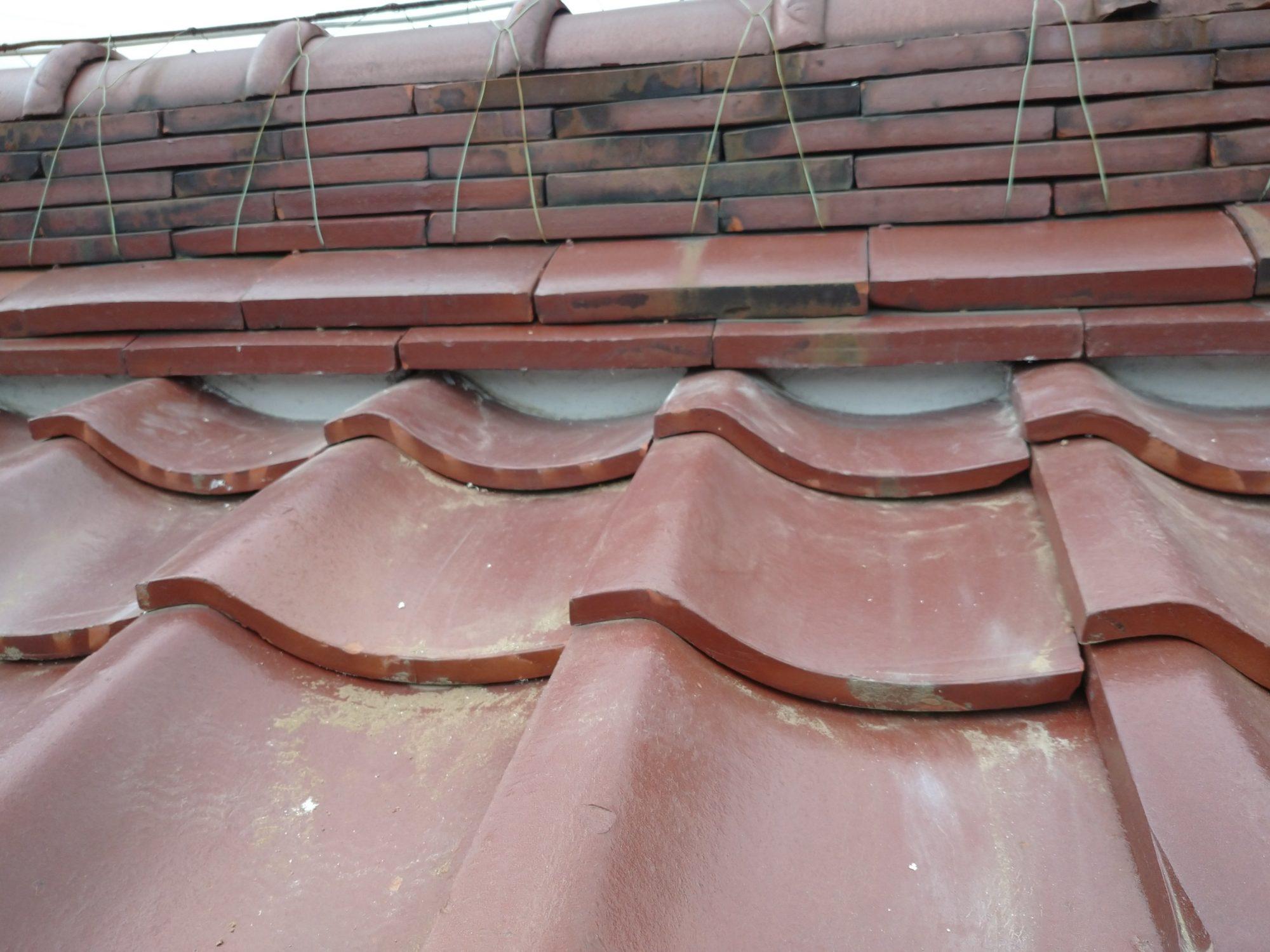 岐阜市で漆喰工事をしています。